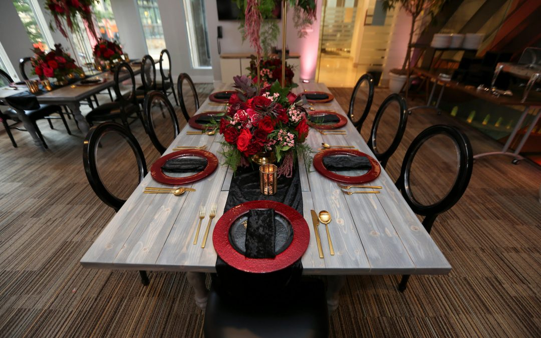 Glitz and Glam – Ladies that Lunch